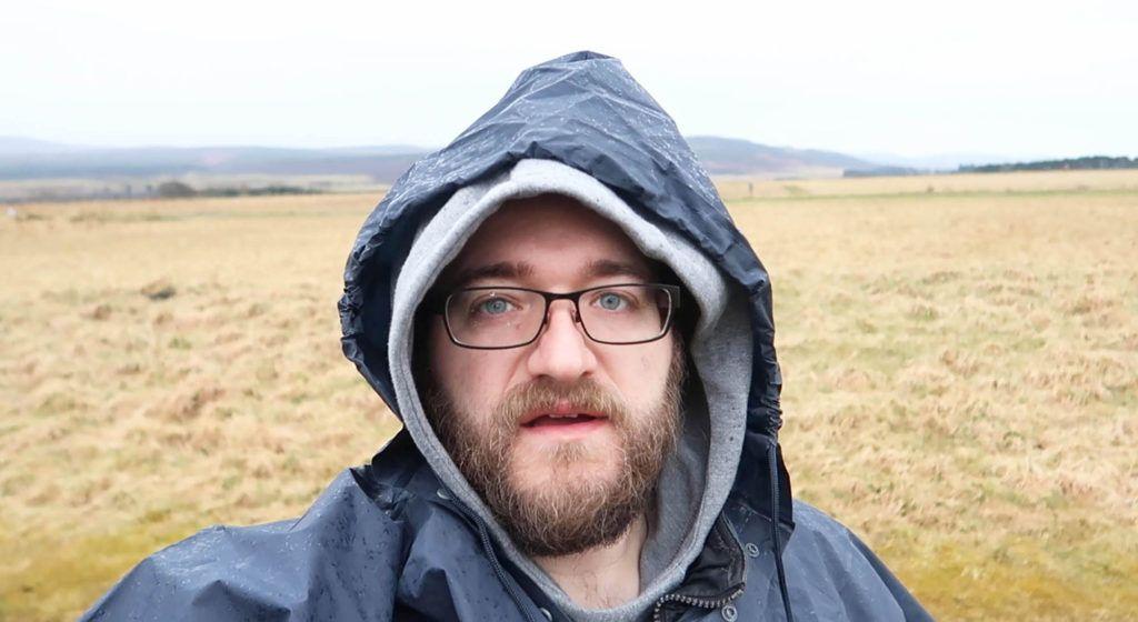 Ruta por Escocia en coche: Campo de batalla de Culloden