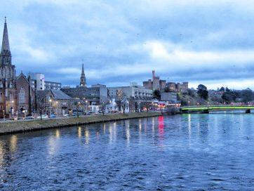 Qué ver en Inverness en un día [GUÍA + ITINERARIO + MAPA]