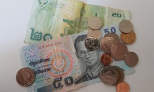 Moneda en Tailandia: el baht tailandés o THB