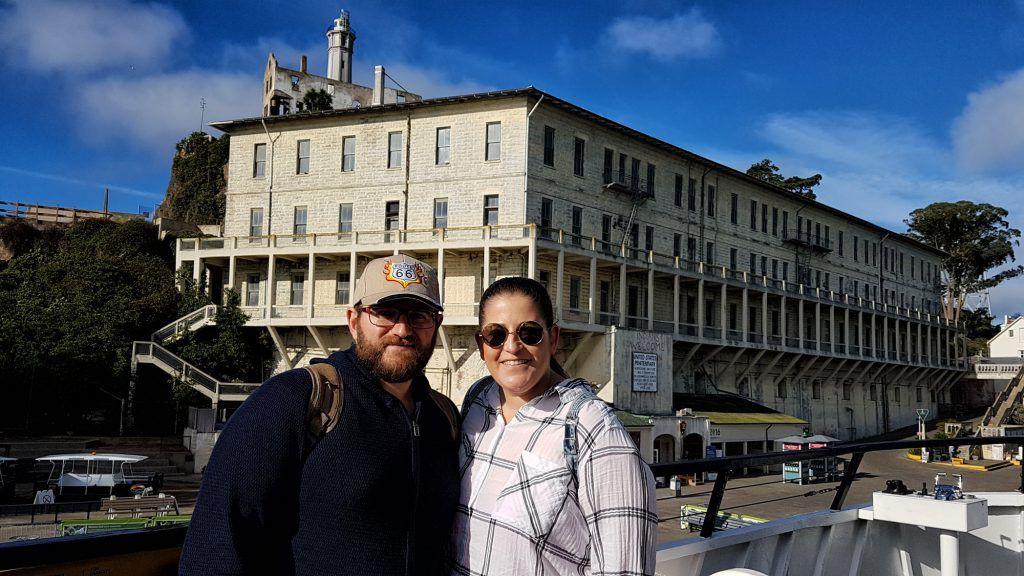 Visitar Alcatraz: la prisión desde el ferry