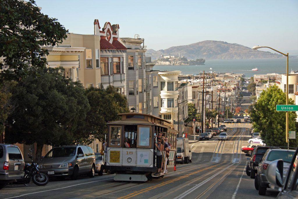 Qué ver en San Francisco: Cable Car