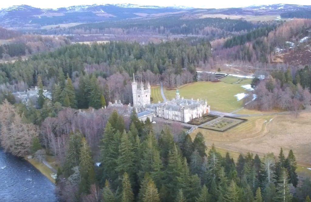 Ruta por Escocia en coche: Castillo de Balmoral