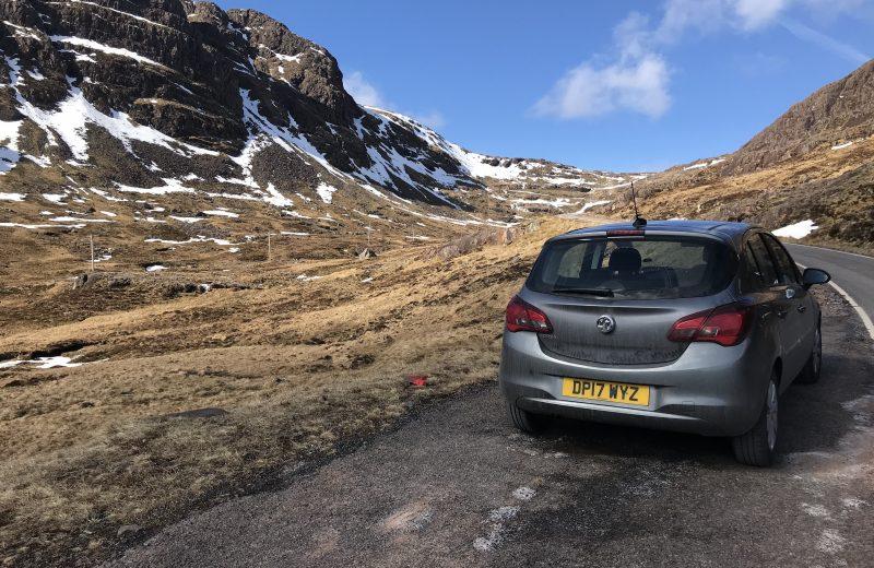 Consejos para conducir por la izquierda en Escocia [VÍDEO]