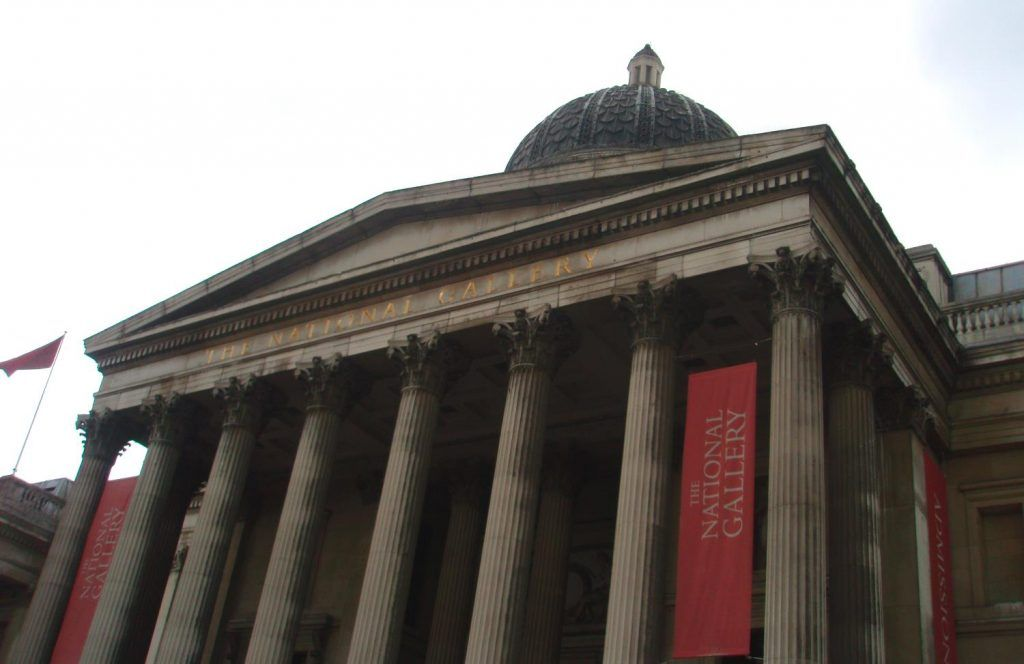 Qué ver en londres: National Gallery