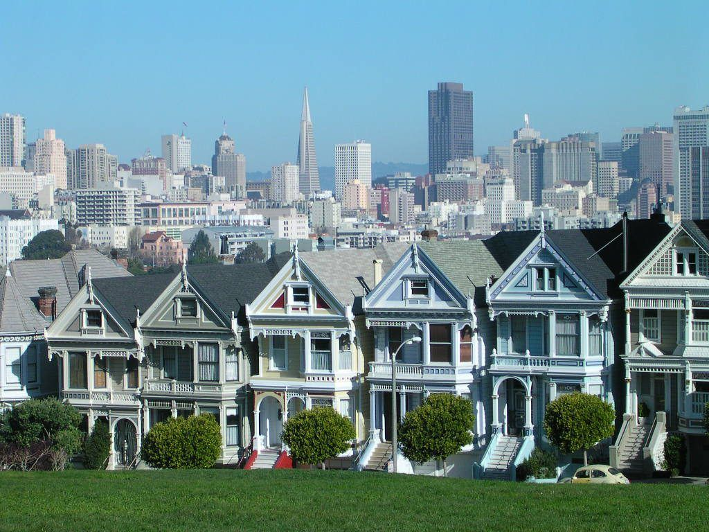 Qué ver en San Francisco: Painted Ladies