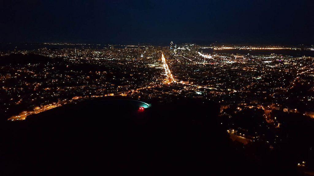 Qué ver en San Francisco: Vistas desde Twin Peaks