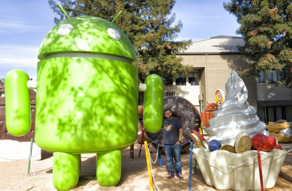 Qué ver en San Francisco: Google Plex