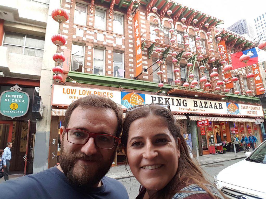 Qué ver en San Francisco: China Town