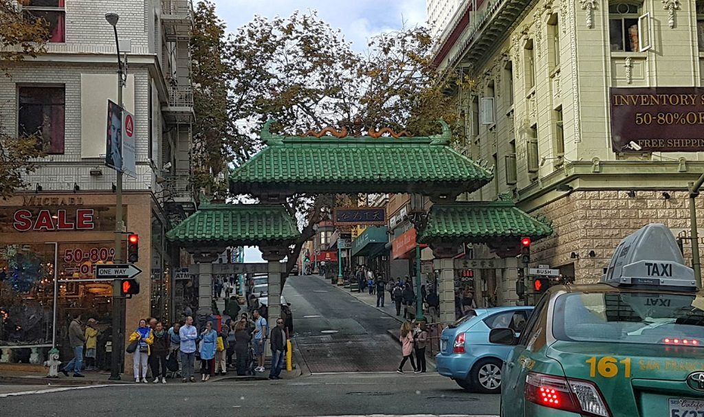 Qué ver en San Francisco: China Town