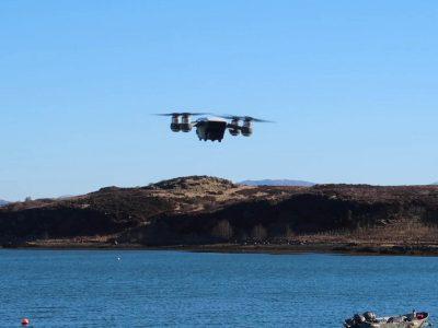 Volar un dron en Escocia: normativa y el por qué de nuestro accidente [VÍDEO]