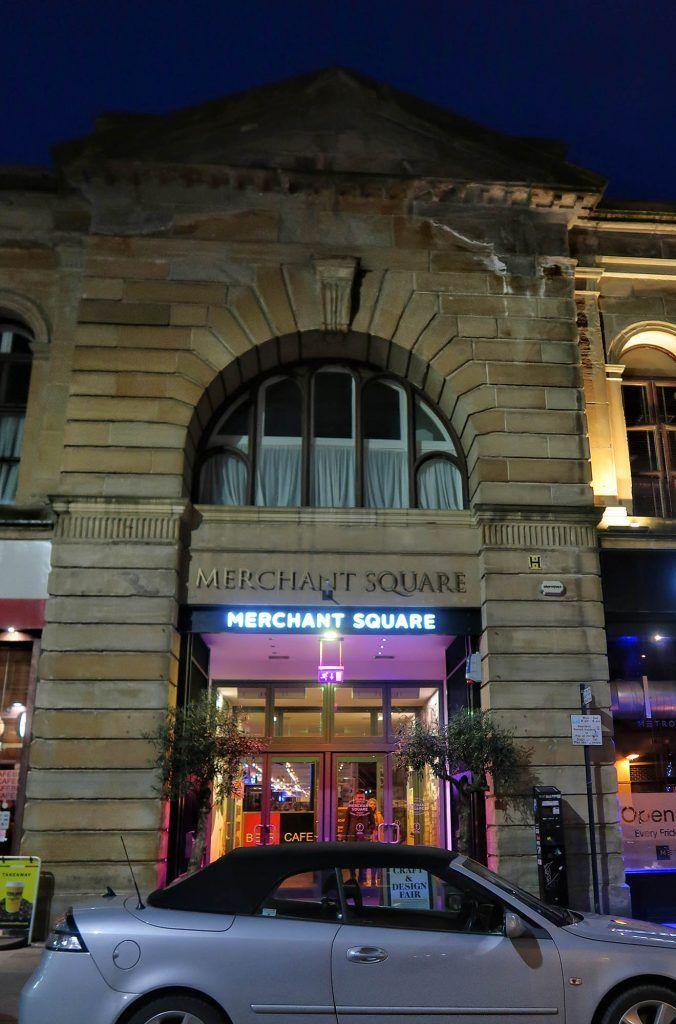 Qué ver en Glasgow: Mechant Square