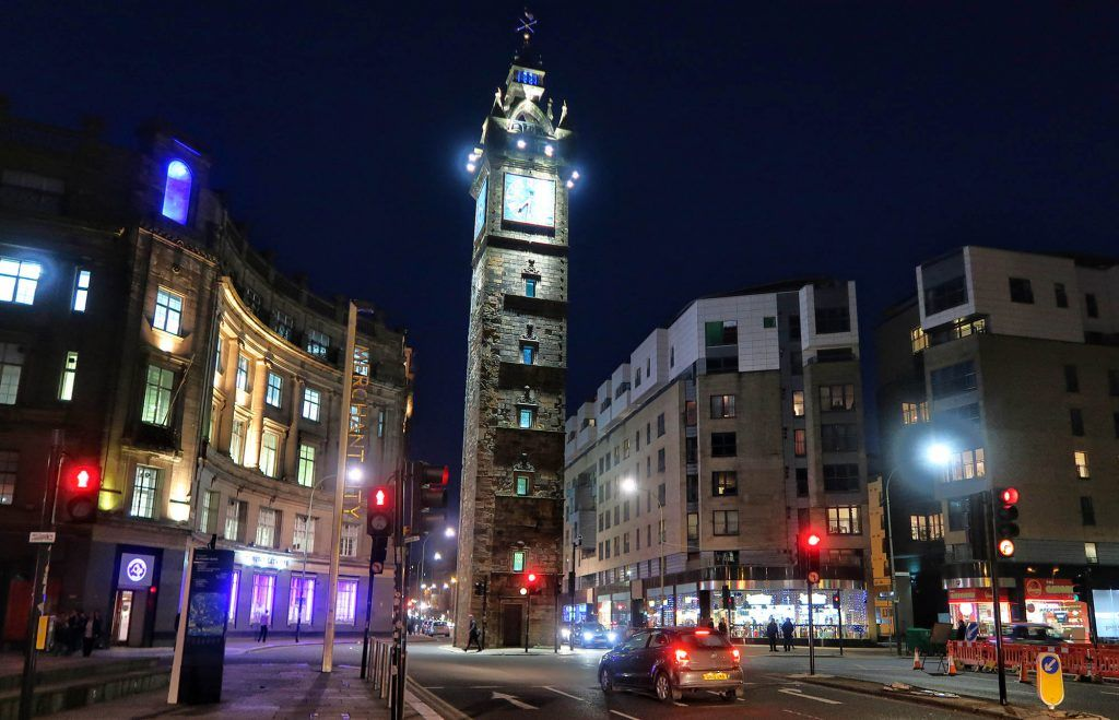 Qué ver en Glasgow: Glasgow Cross y Tolbooth Steeple