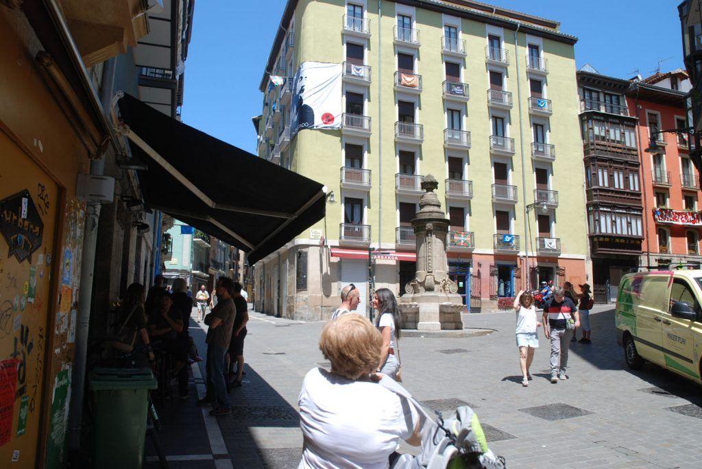 Qué ver en Pamplona: Calle Navarrería