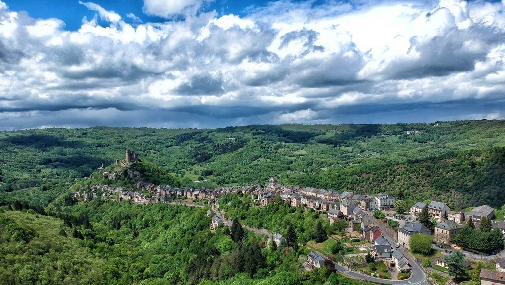 Ruta por el sur de Francia: Najac