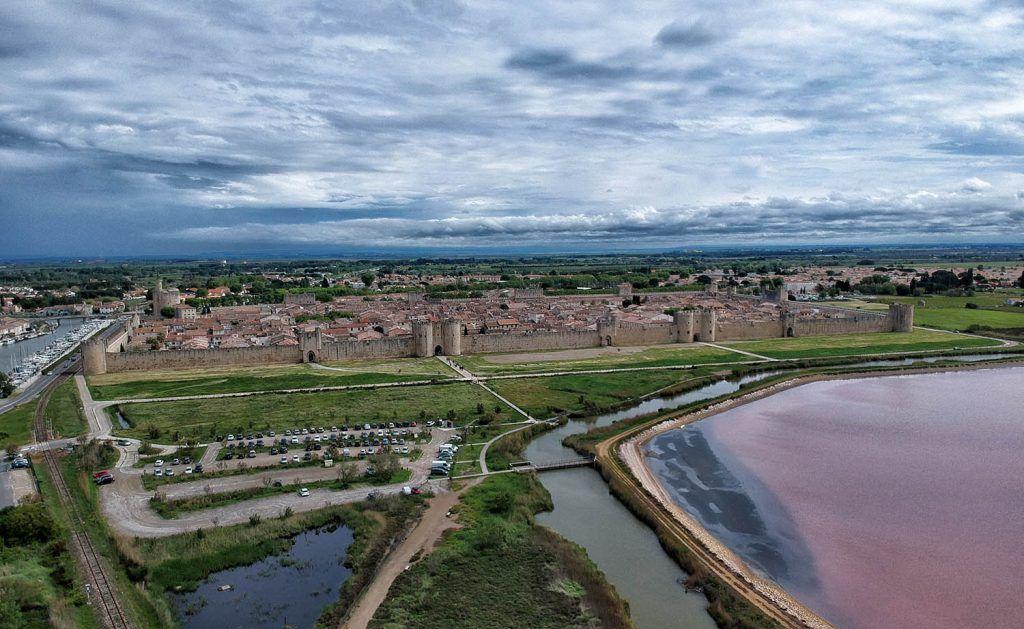 Ruta por el sur de Francia: Salinas en Montpellier