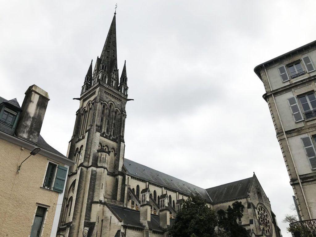 Qué ver en Pau: Église de Saint Martin