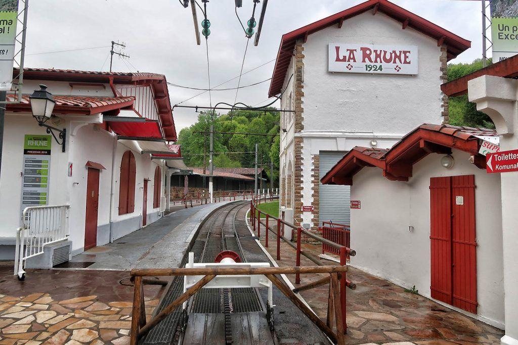 Bayona - Pau: Tren de la Rhune