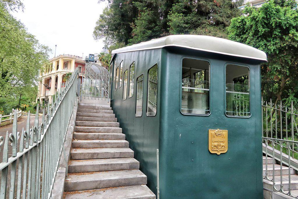 Qué ver en Pau: Funicular de Pau