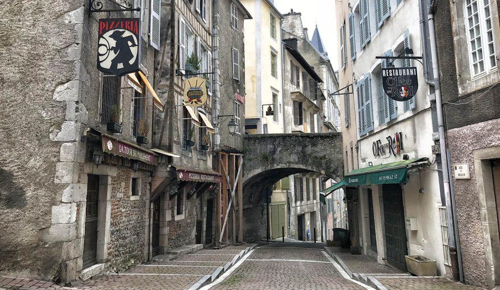 Qué ver en Pau: Casco antiguo de Pau