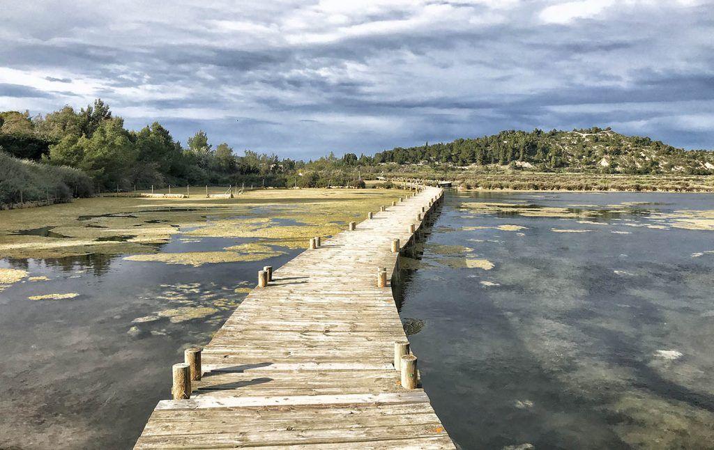 Ruta por el sur de Francia: Peyriac de Mer