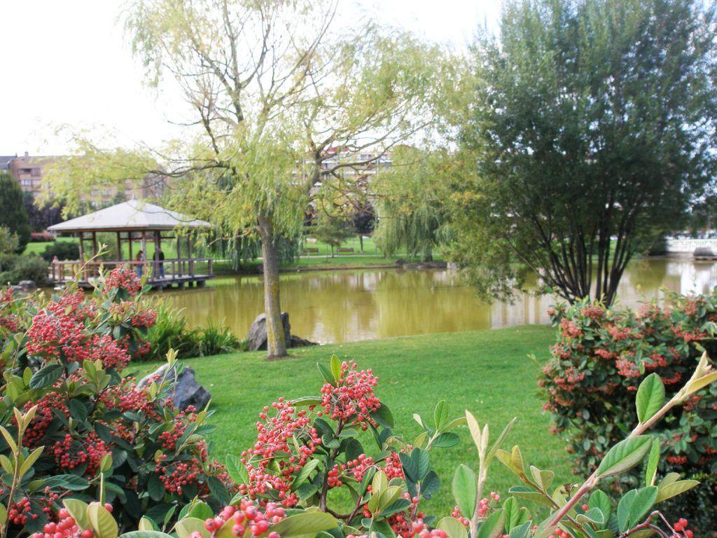 Qué ver en Pamplona: Parque Yamaguchi