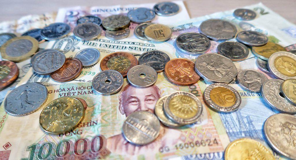 cambiar dinero - las mejores tarjetas para viajar