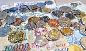 Cómo cambiar dinero al mejor precio cuando viajas