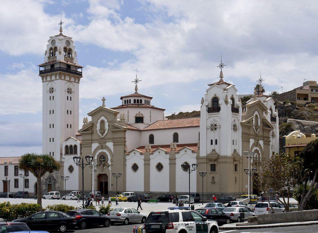 Tenerife en una semana: Basílica de La Candelaria