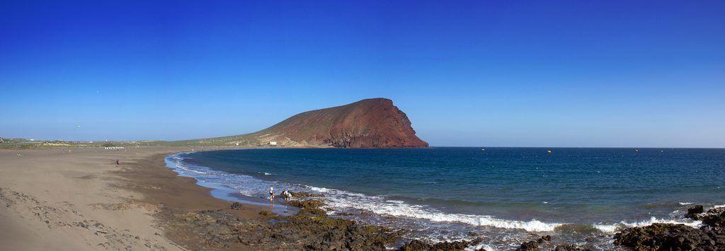 Tenerife en una semana: Playa La Tejita