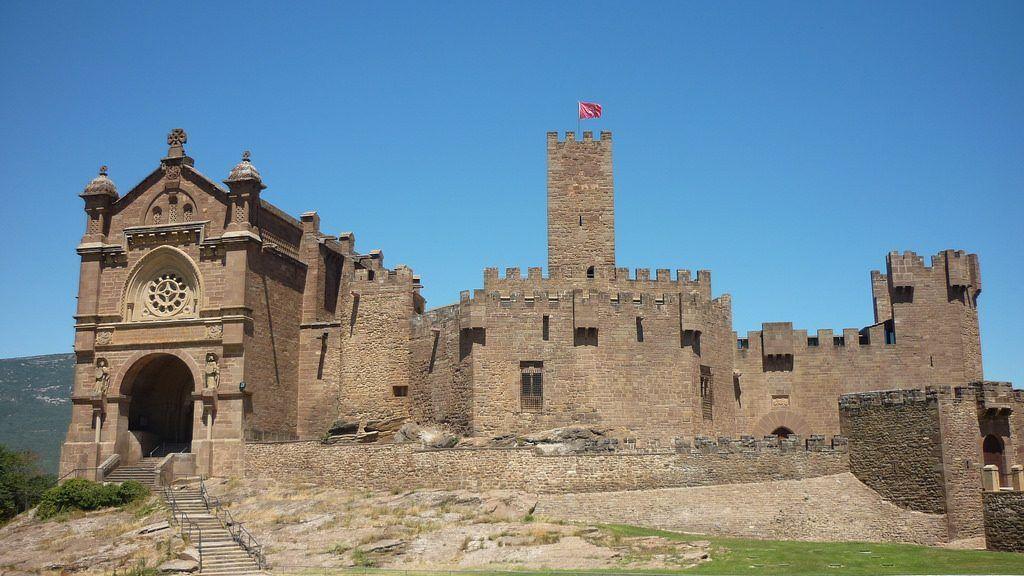 Navarra Media: Castillo de Javier