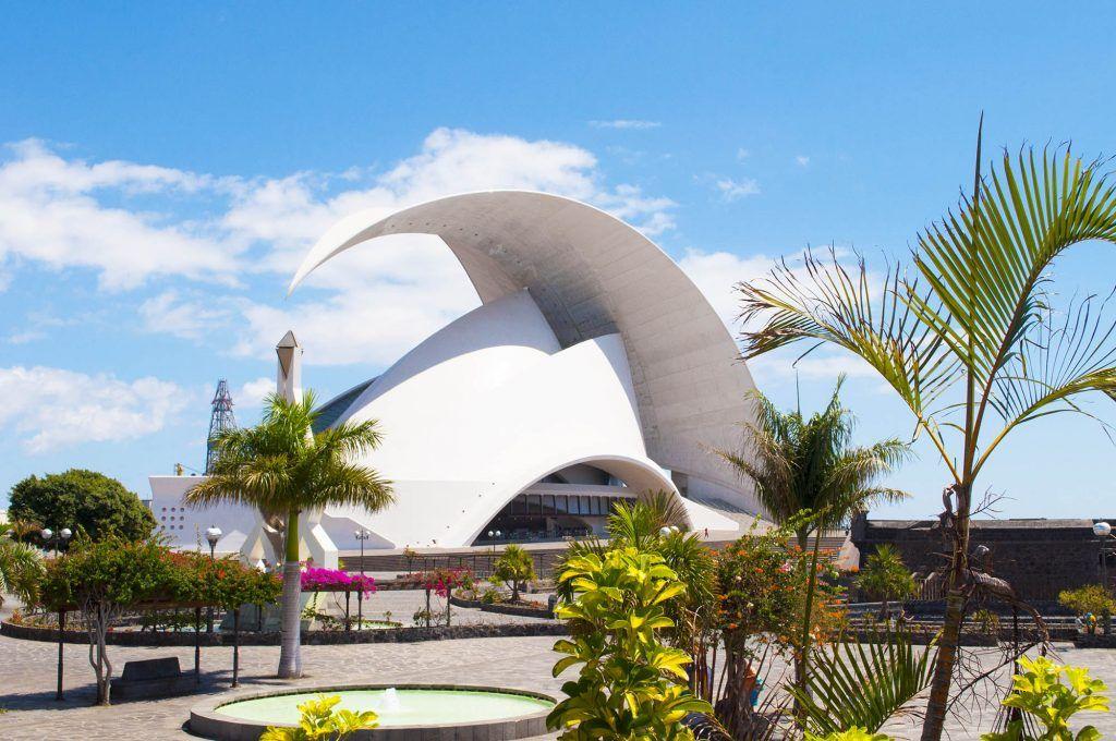 Tenerife en una semana: Santa Cruz de Tenerife
