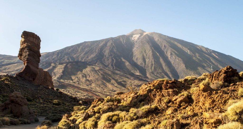 Tenerife en una semana: Parque Nacional del Teide