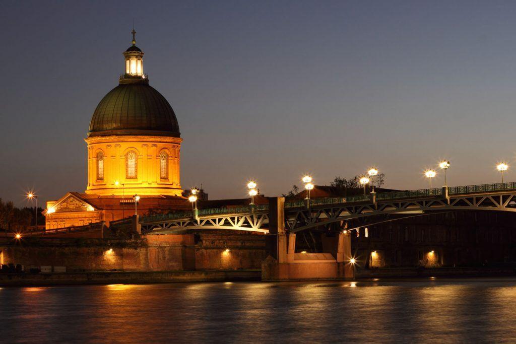 Qué ver en Toulouse: Hospital de la Grave