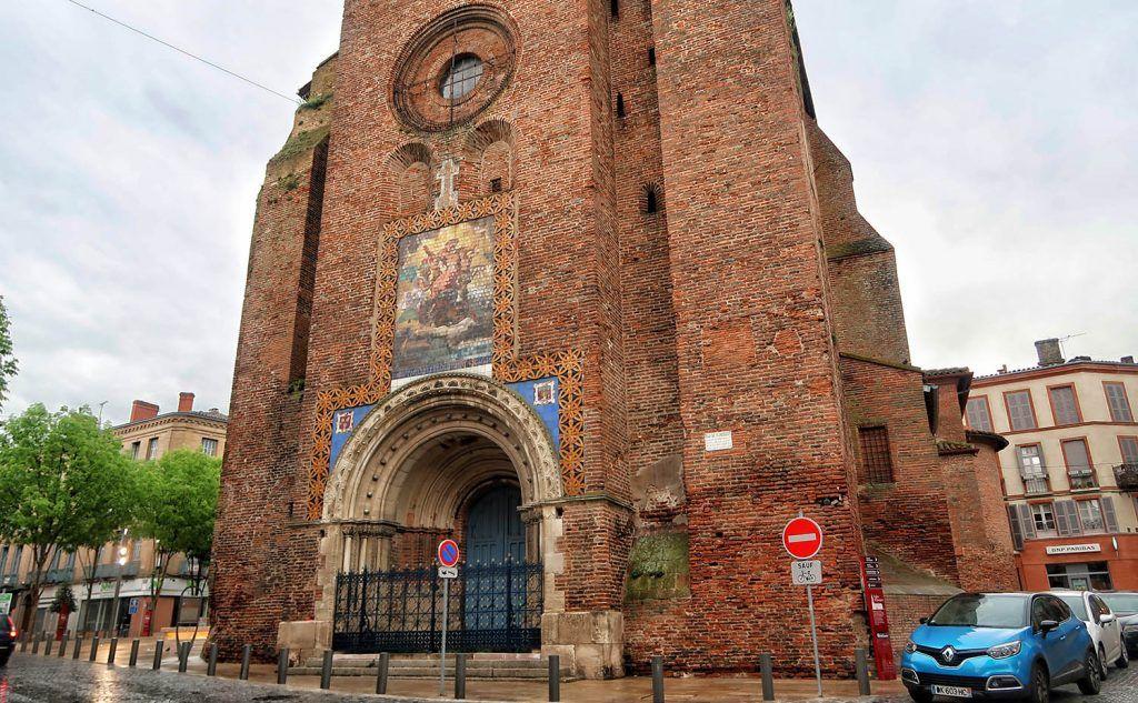Ruta Toulouse - Cahors: Montauban