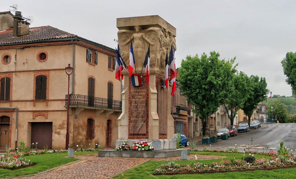 Ruta Toulouse - Cahors: Moissac