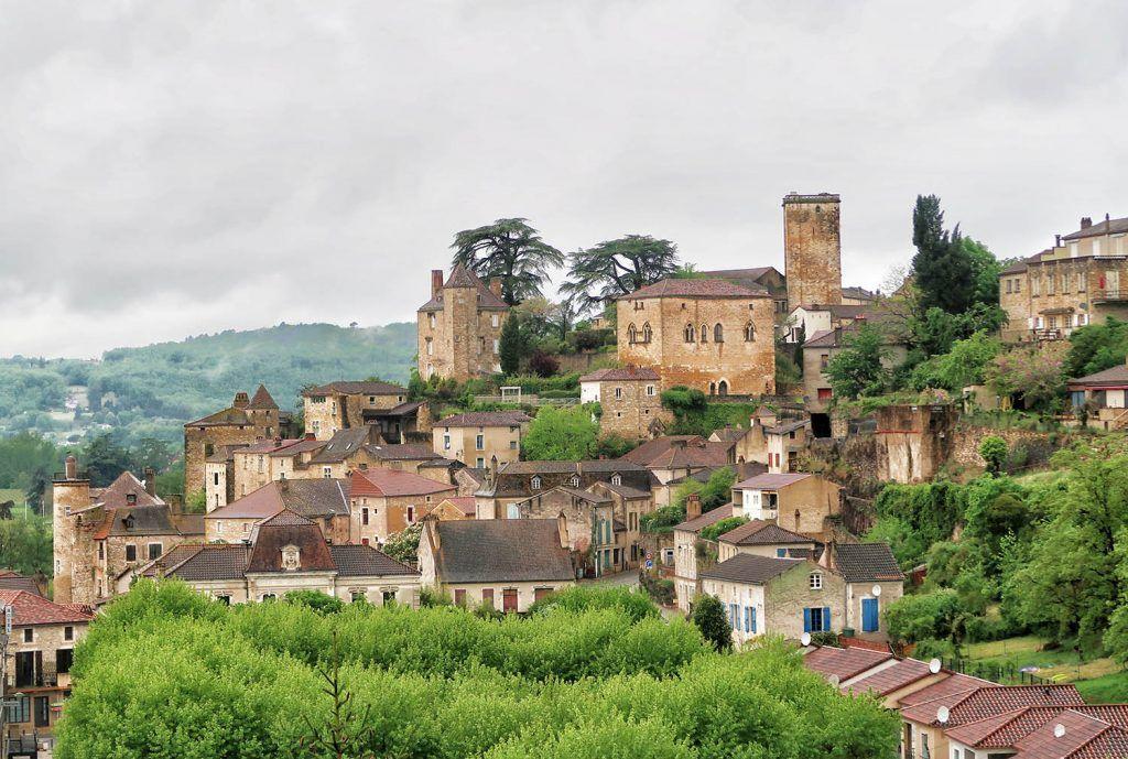 Cahors - Saint Cirq Lapopie: Puy-L'Êvèque
