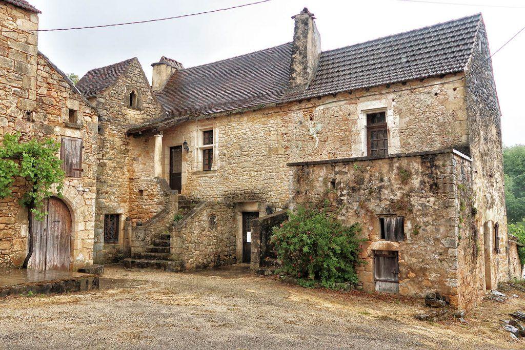 Cahors - Saint Cirq Lapopie: Chateau de Sauveterre