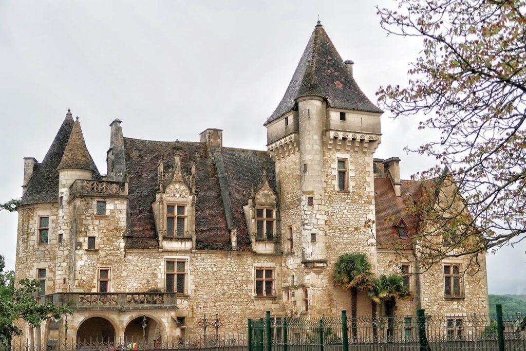 Cahors - Saint Cirq Lapopie: Chateau de Milandes