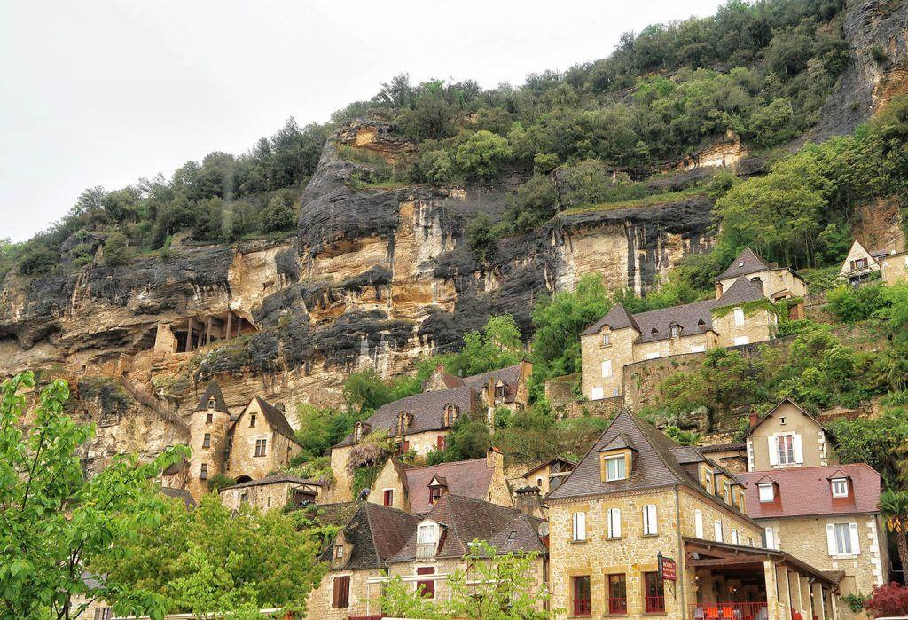 Cahors - Saint Cirq Lapopie: La Roque Gageac