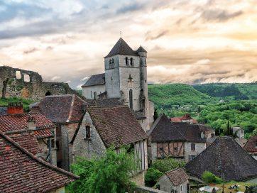 Ruta por el sur de Francia   Cahors – Saint Cirq Lapopie [MAPA + QUÉ VER + VÍDEO]