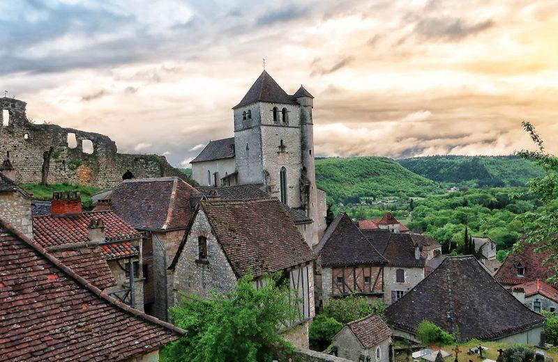 Ruta por el sur de Francia | Cahors – Saint Cirq Lapopie [MAPA + QUÉ VER + VÍDEO]