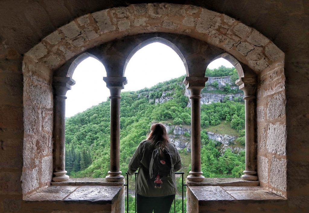 Saint Cirq Lapopie - Figeac: Rocamadour
