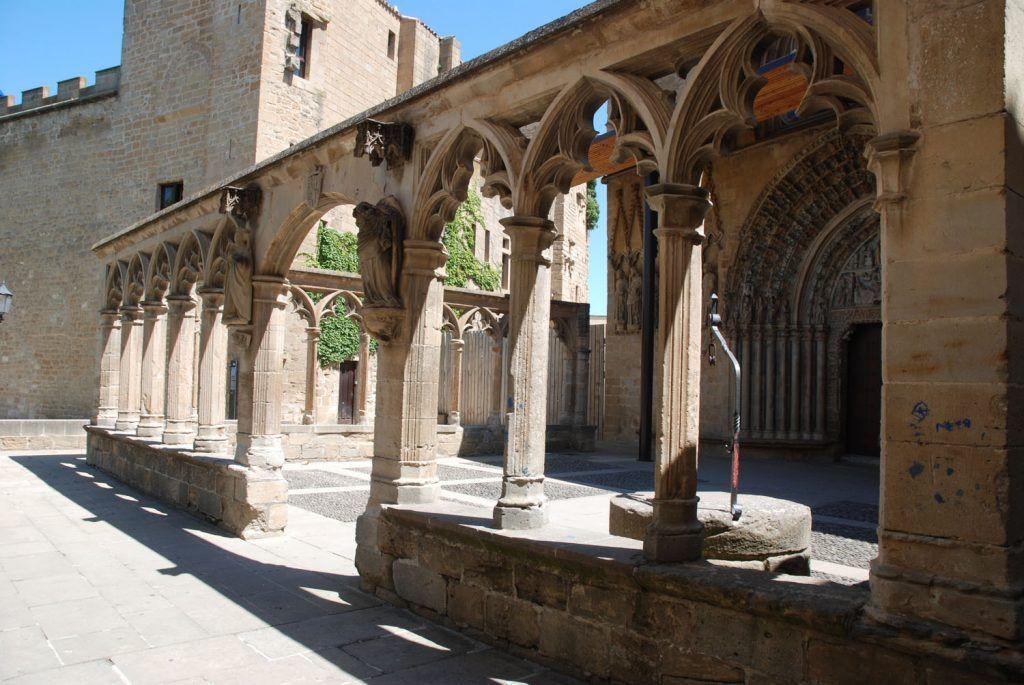 Navarra Media: Iglesia Sta Maria de Olite