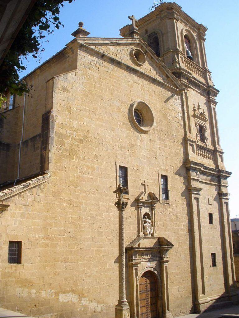 Navarra Media: Iglesia de Santa María en Tafalla