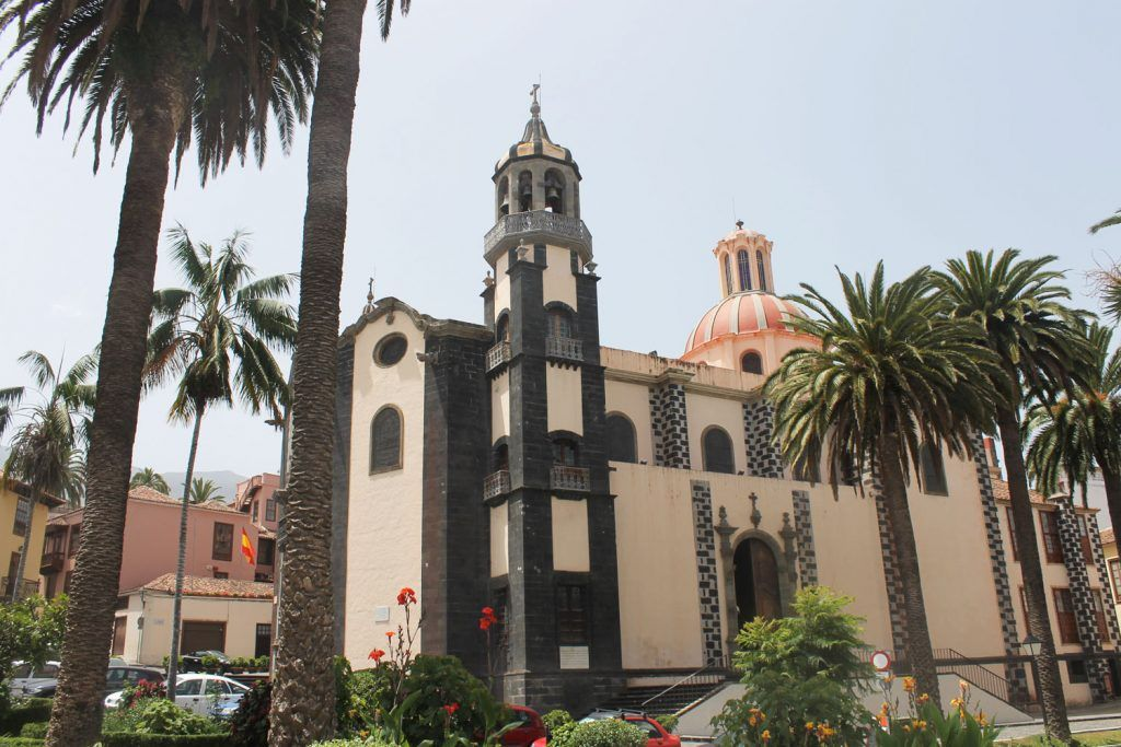 Tenerife en una semana: Iglesia de La Concepción en La Orotava