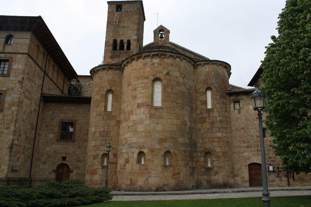 Navarra Media: Monasterio de Leyre