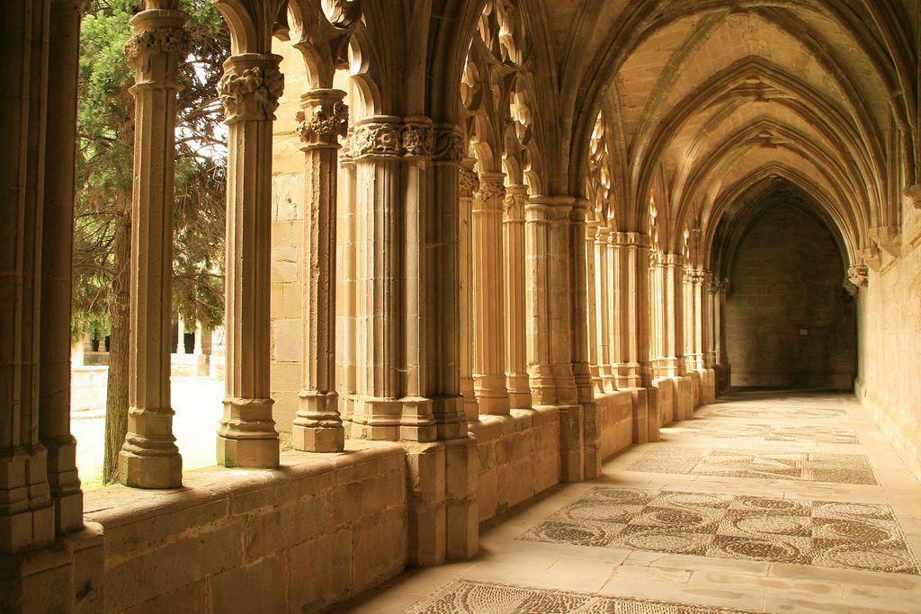 Navarra Media: Monasterio de la Oliva