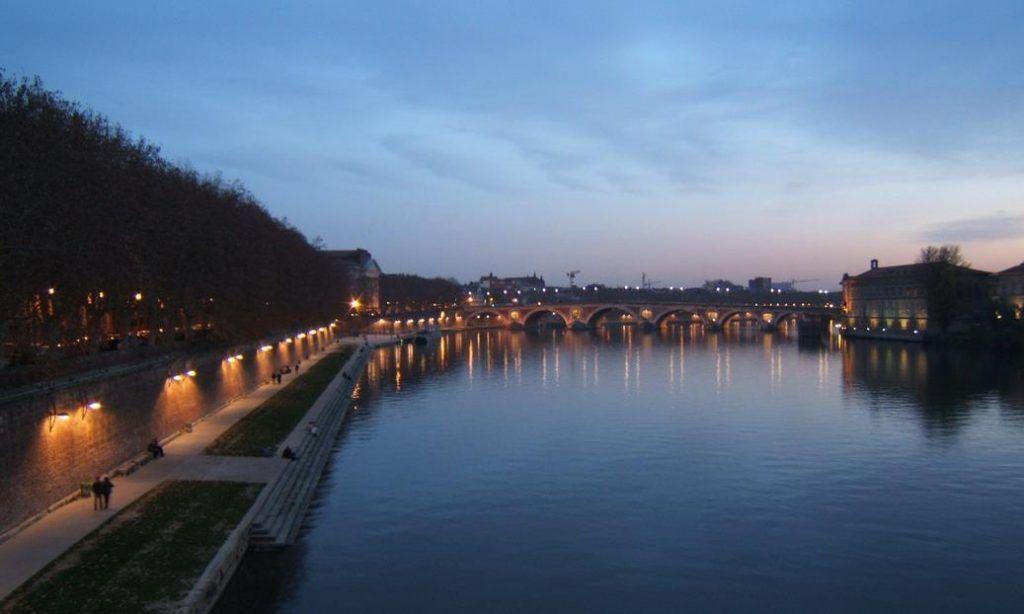 Qué ver en Toulouse: Quai de la Daurade