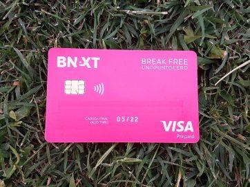 Tarjeta Bnext, la mejor tarjeta para viajar [+10€ DE REGALO]