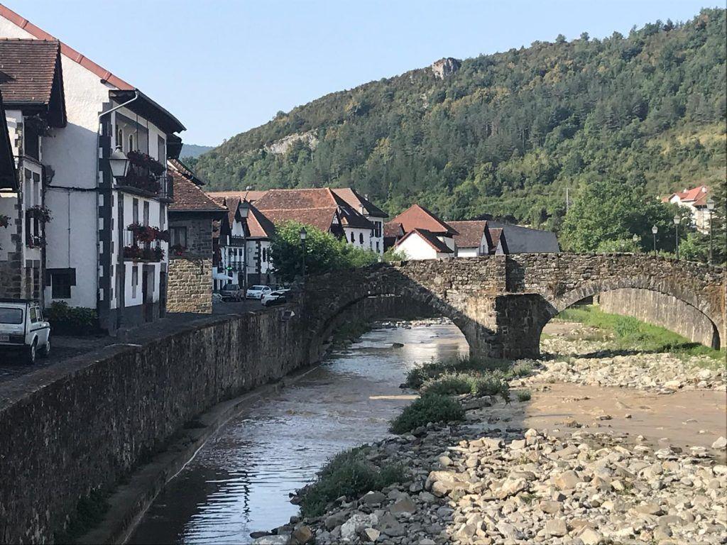 Montaña de Navarra: Ochagavía